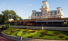 Walt Disney World ® Ferrocarril